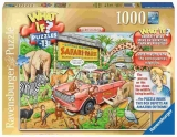 Puzzle What If 13 Safari 1000 dielov