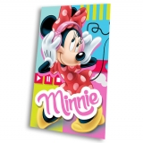 Fleece deka Minnie Music 100/150 cm
