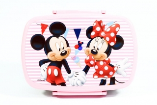 Box na desiatu Mickey a Minnie