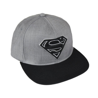 Šiltovka Superman black veľ. 58