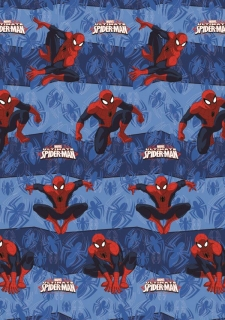 Plachta Spiderman 140/200