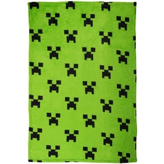 Fleece deka Minecraft