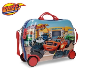 2f6d530afa26c Detský kufrík Blaze a štvorkoláci ve meste MAXI empty