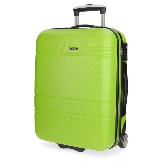 ABS Cestovný kufor MOVOM Galaxy Green 55 cm