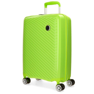 74cb6b3523916 PP Cestovný kufor MOVOM Tokyo Green 55 cm empty