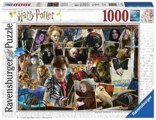Puzzle Harry Potter a Dary smrti 1000 dielov
