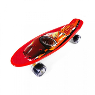 Skateboard fishboard Cars