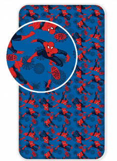 Plachta Spiderman speedy 90/200 cm