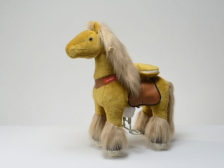 Ponnie Jazdiace kôň Light Brown Royal Horse