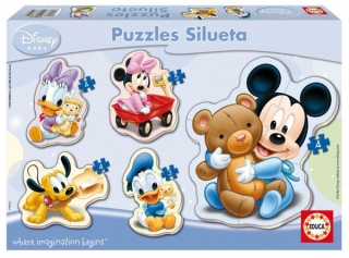 Baby puzzle Mickey Mouse
