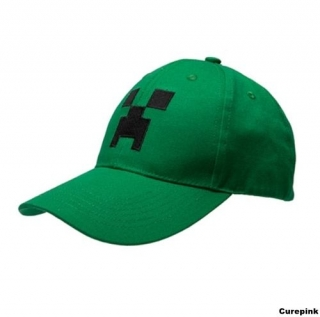 Šiltovka MineCraft Creeper 54