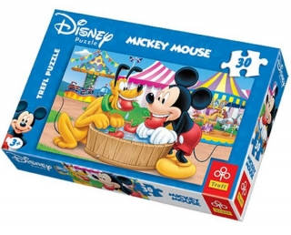 Puzzle Mickey Mouse 30 dielikov